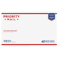 priority mail legal envalope